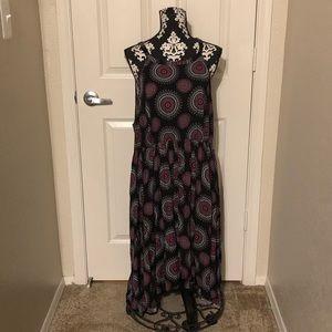 Torrid Tribal print dress